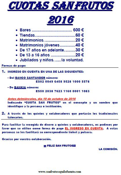 cuotas-san-frutos-2016