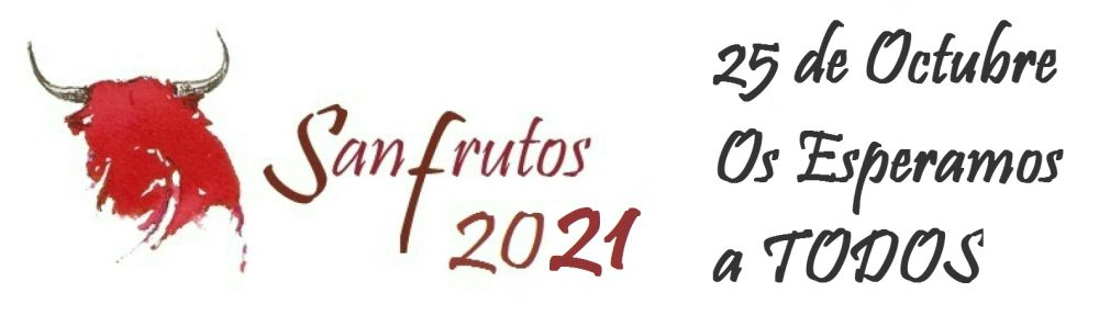 Web Oficial San Frutos Aguilafuente